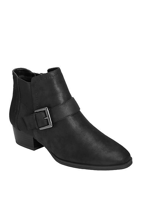 AEROSOLES® Crossout Ankle Booties