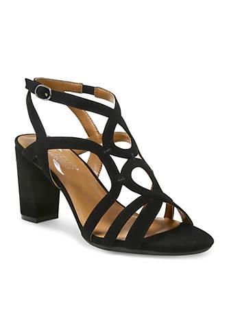 AEROSOLES® Early Bird Twisty Strap Sandal KalEXc2SL4