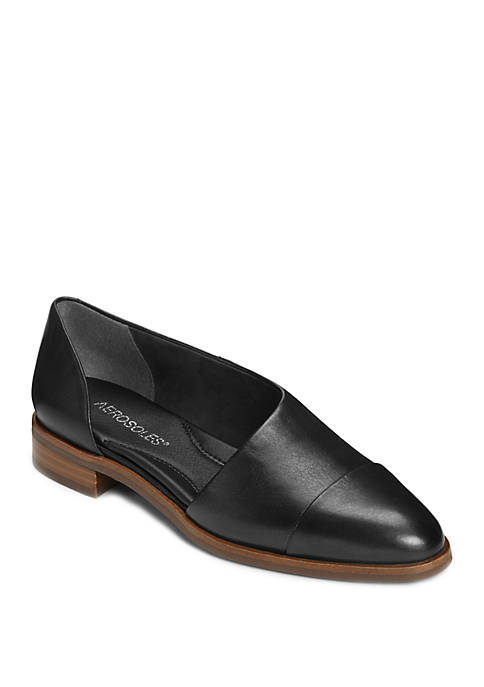 AEROSOLES® East Bound Flat Shoes
