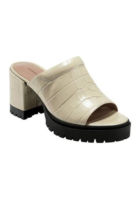AEROSOLES® Echo Lug Sole Sandals