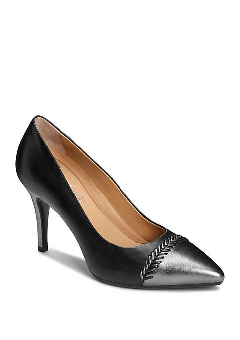 94d72f0c7e7 AEROSOLES® Endearment Pointed Toe Heel