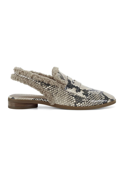 Gabrielle Slingback Loafers