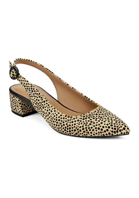 AEROSOLES® Grand Central Slingback Heels