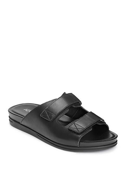 AEROSOLES® Happy Hour Double Strap Sandals