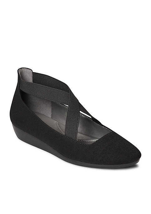 AEROSOLES® Hierarchy Wedge Flat