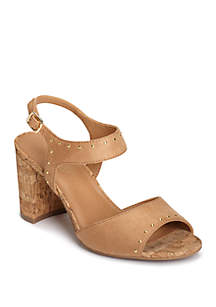 47b9353e4ea9 ... AEROSOLES® High Point Cork Covered Dress Sandals