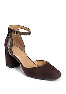 AEROSOLES® Honor System Block Heel Sandals
