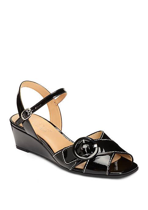 AEROSOLES® Hornet Walkable Wedge Sandals
