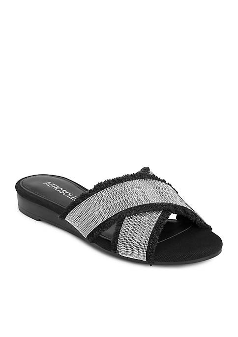 AEROSOLES® Just A Bit Slide Sandal