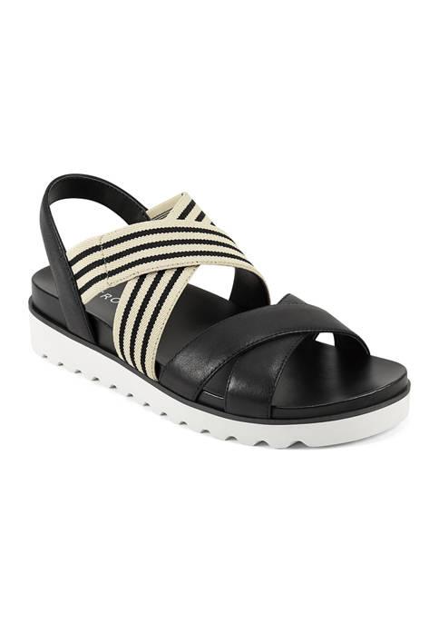 AEROSOLES® Kings Park Platform Sandals