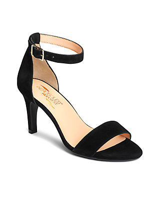 7ac043a30c61 AEROSOLES® Laminate Dress Sandal