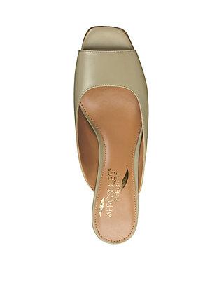 6c903126b16a4 ... AEROSOLES® Magnet Tailored Peep Toe Wedge Sandals ...