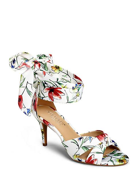 AEROSOLES® Market Floral Sandals