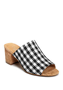Mid Level Sandals
