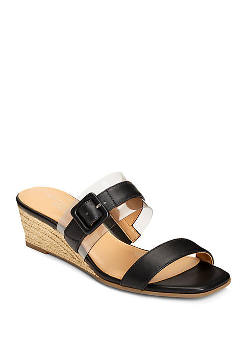 AEROSOLES® Network Walkable Wedge Sandals