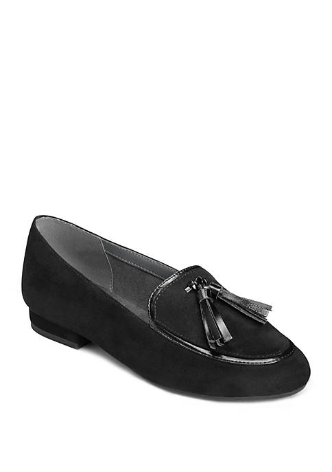 AEROSOLES® Out Of Space Tailored Loafers
