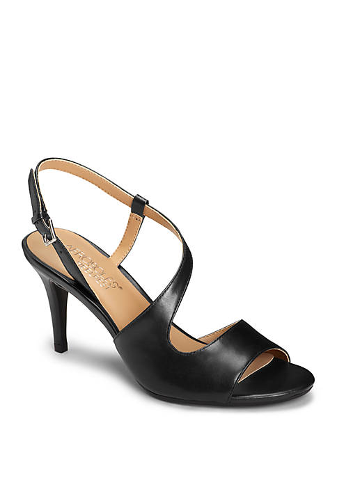 AEROSOLES® Parkway Cutout Slingback Sandals