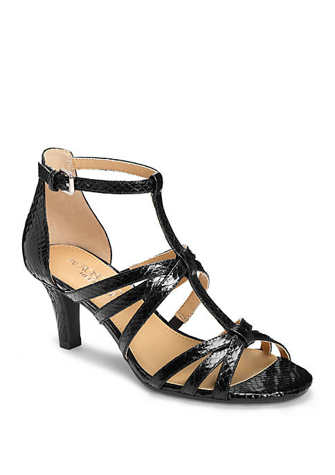 AEROSOLES® Passionfruit Strappy Sandals