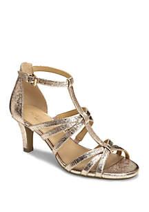 93a267e28edb ... AEROSOLES® Passionfruit Strappy Sandals