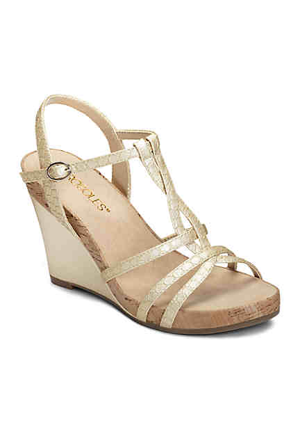 AEROSOLES® Plush Song Sandal ...