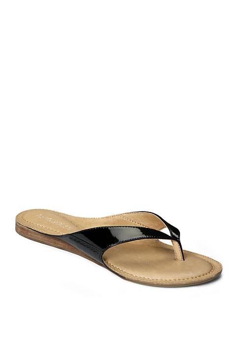 Pocketbook Sandals