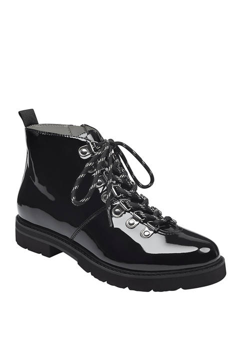 Portville Lace Up Boots