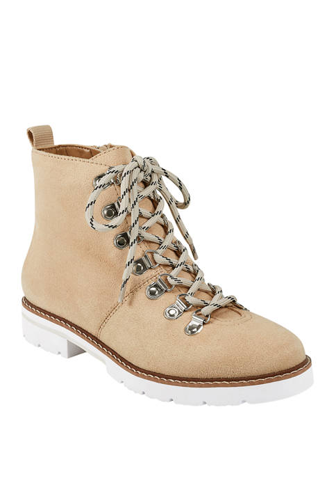 AEROSOLES® Portville Lace Up Boots
