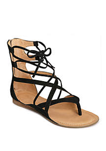 AEROSOLES® Scrapbook Lace Up Sandals