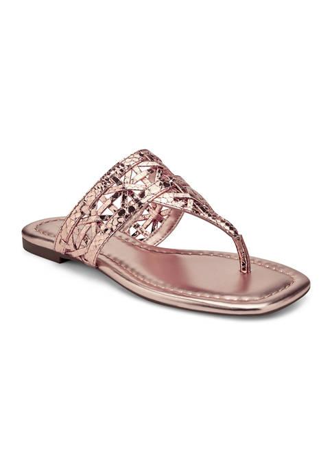AEROSOLES® Solei Thong Sandals