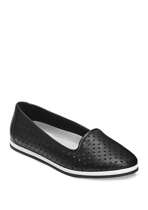 AEROSOLES® Stay Smart Perforated Flats