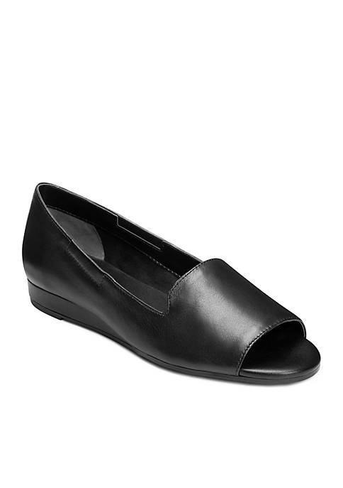 AEROSOLES® Tidbit Open Toe Loafer