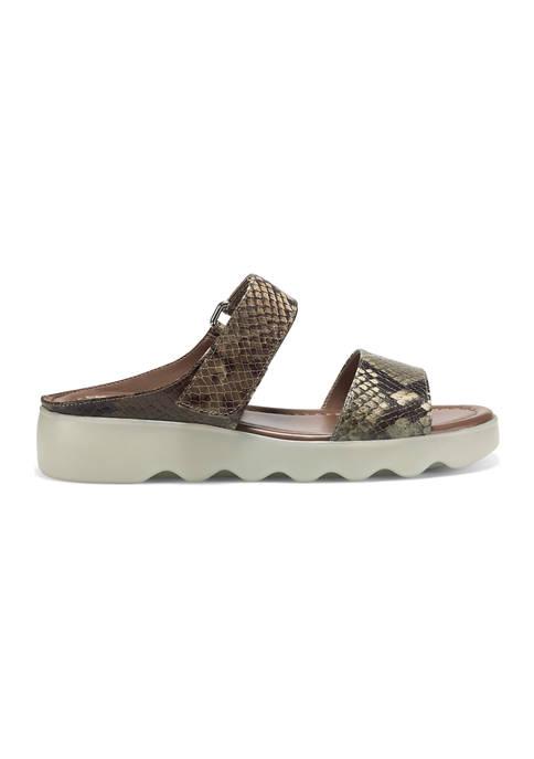 AEROSOLES® Willow Double-Strap Sandals