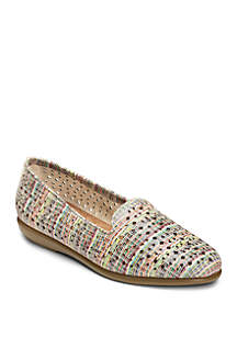 46f4388ca78c Walking Cradles Bronwyn Ballerina Flats · AEROSOLES® You Betcha Perforated  Flats