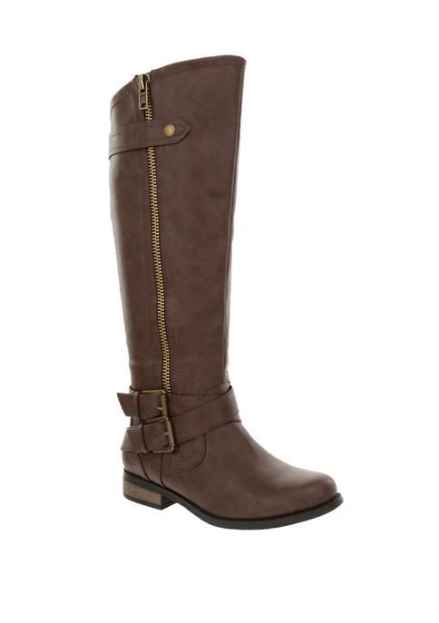 Hansel Boots - Wide Calf
