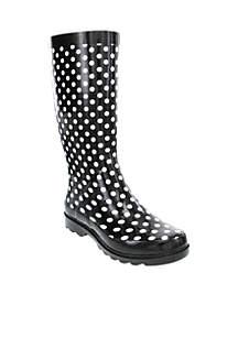 Raffle Rain Boot