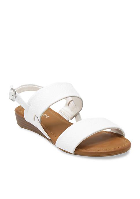 Rampage Marrie Sliver Wedge Sandal