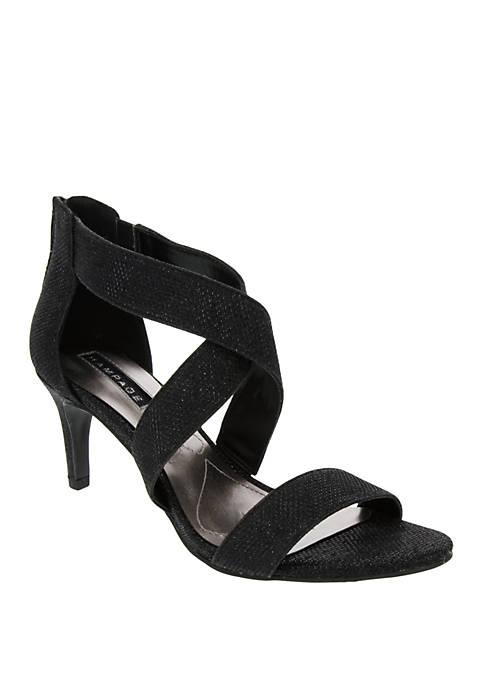 Marabella Cross Band Dress Sandals