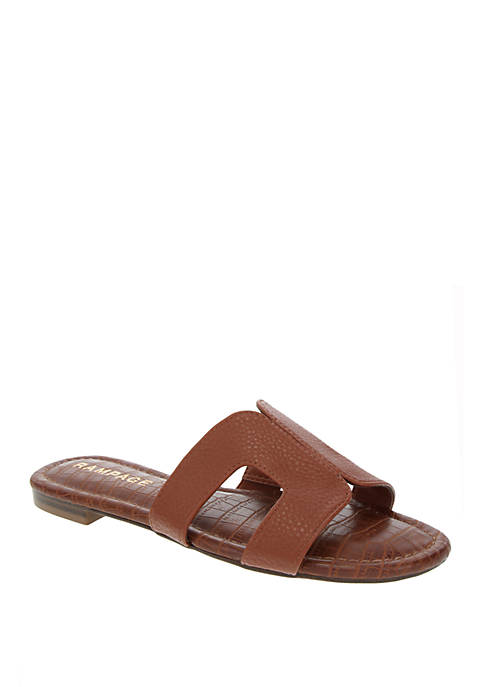 Ophelia H Band Slide Sandal