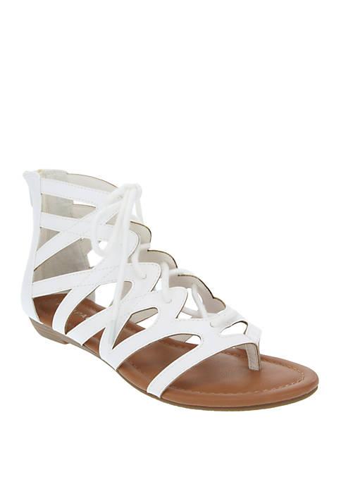 Santini Gladiator Sandals