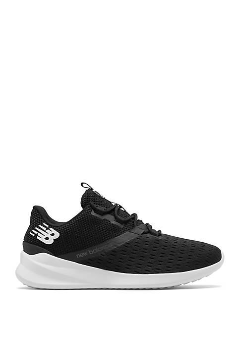 Black District Running Sneakers