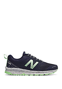 Nitrel Pigment Green Flash Sneakers
