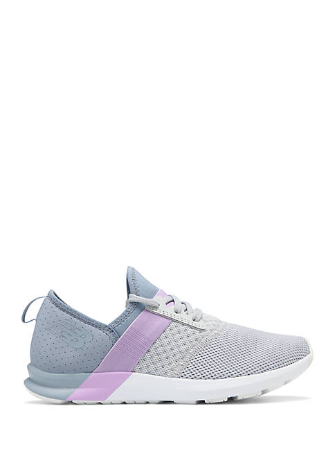 Womens Nergize LT Grey Sneakers