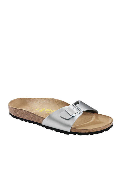 Birkenstock Madrid Silver Sandal