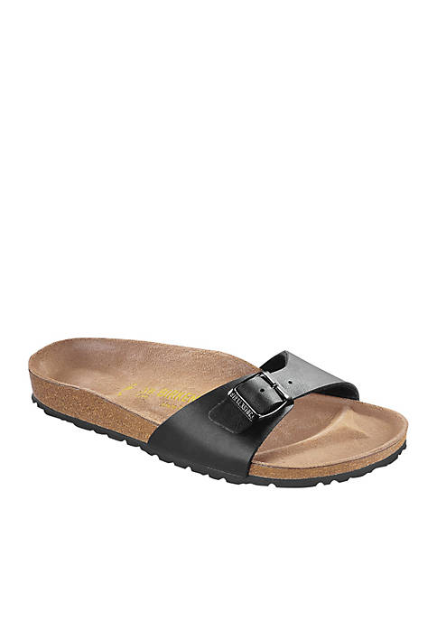 Birkenstock Madrid Black Sandal