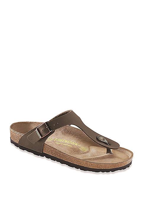 Birkenstock Gizeh Mocha Sandals