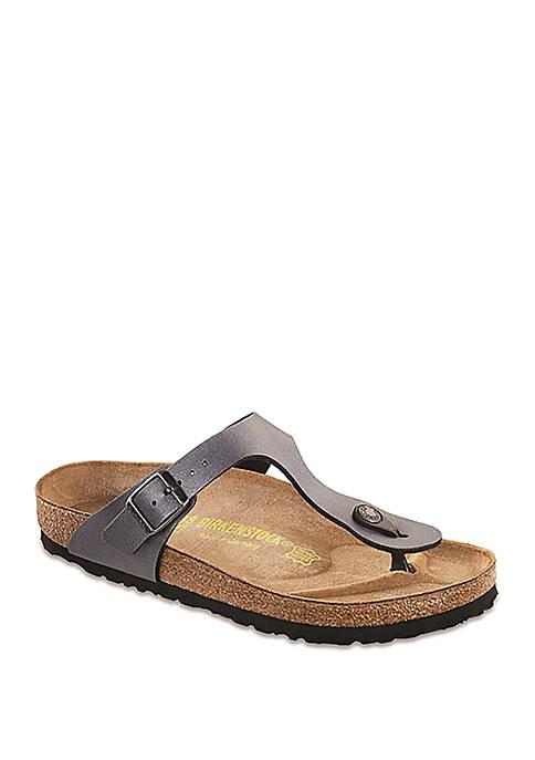 Birkenstock Gizeh Onyx Sandals