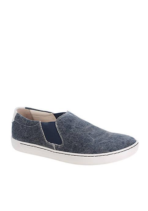 Birkenstock Barrie Navy Shoe