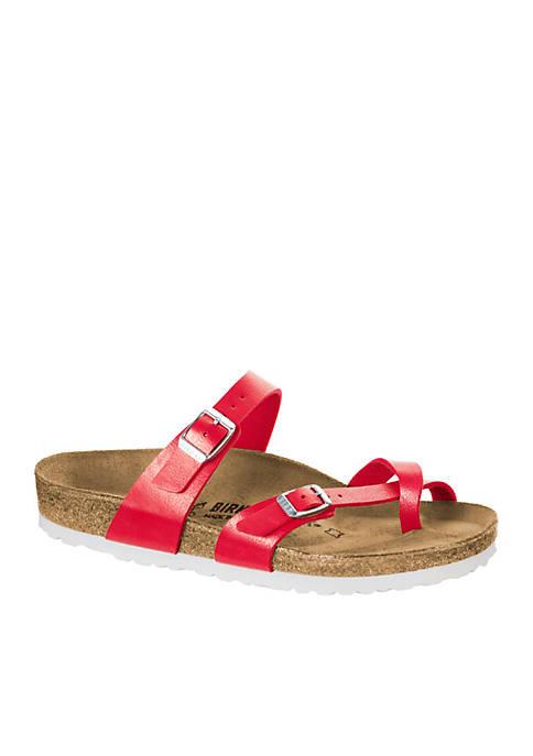 Birkenstock Mayari Graceful Hibiscus Sandal