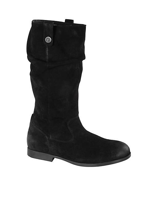Birkenstock Sarnia High Black Boots