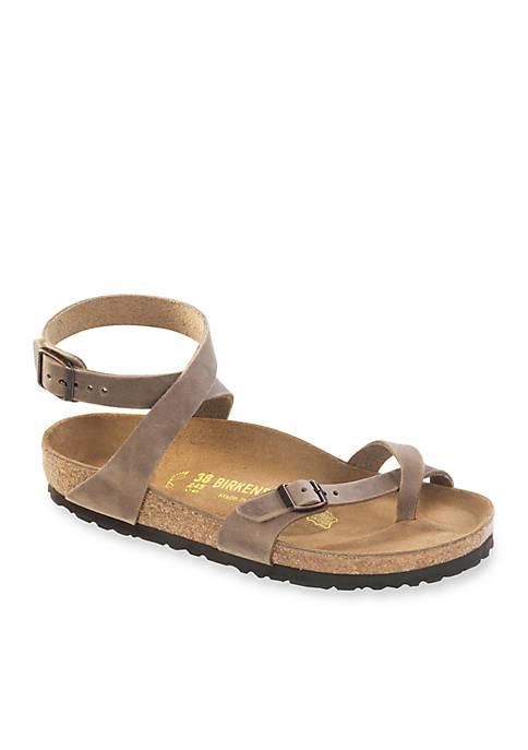 Birkenstock Yara Tobacco Sandal
